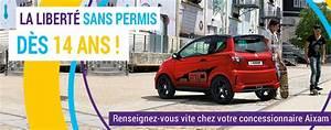 Voiture Sans Permis 14 Ans Prix : voiture sans permis aixam 14 ans ~ Medecine-chirurgie-esthetiques.com Avis de Voitures