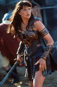 Who Played Xena Warrior Princess