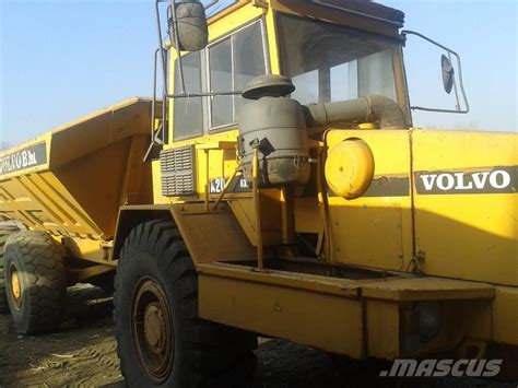 volvo rigid trucks volvo bm a 20 romania 19 344 2000 rigid dump trucks
