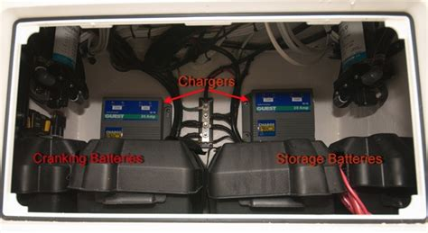 Boat Battery Leaking by Best Marine Battery Reviews Comparison Chart