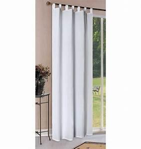 Vorhang Blickdicht Weiß : vorhang blickdicht schlaufenschal aus microsatin matt kr uselband ebay ~ Buech-reservation.com Haus und Dekorationen