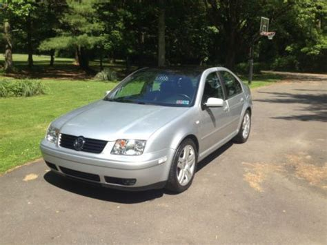 Sell Used 2003 Vw Jetta Gls-1.8t 5 Speed In Vincentown