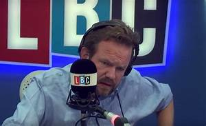 An LBC caller delivered a powerful message about male ...