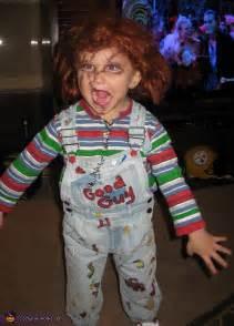 Girl Chucky Halloween Costume for Kids