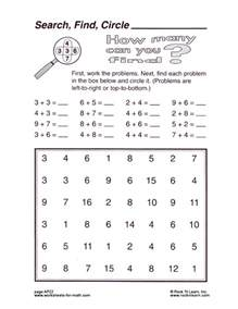 Math Worksheets Free Gallery For Gt Math Worksheets