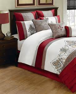 Jacobson 10 Piece Comforter Sets