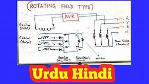 Brushless Alternator Wiring Diagram  Internal Connection