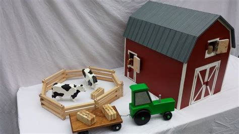 21 Best Images About Barn Doll House On Pinterest
