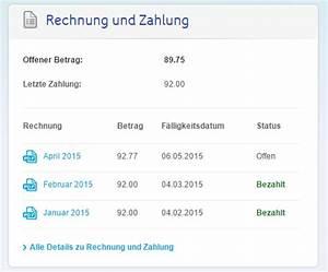 T Online Rechnung Einsehen : keine rechnung im m rz upc community ~ Themetempest.com Abrechnung