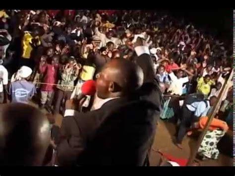 PASTOR MUKISA DAVID (Bugiri Overnight Crusade) YouTube