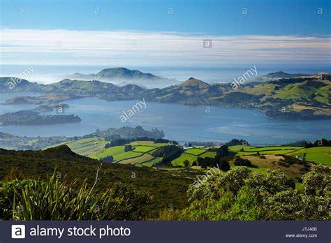 Portobello Otago Peninsula New Zealand Stock Photos