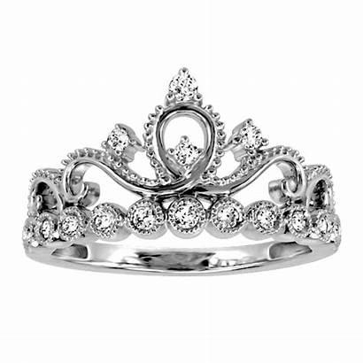 Crown Diamond Trend Ring Gold