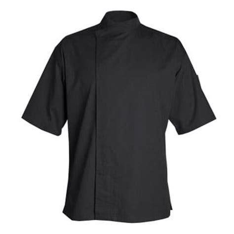 clement vetement cuisine veste de cuisine homme manches courtes col kimono murano