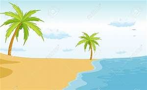 cartoon background beach - Google Search | cartoon ...