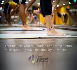 Chiropractic Image By Edner Registre On Your Feet Are Your
