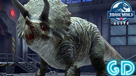 Jurassic World Alive Gameplay