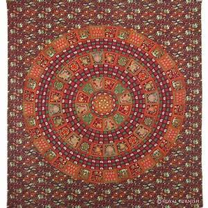 Indian Mandala Dorm Room Decor Hippie Tapestry Wall ...
