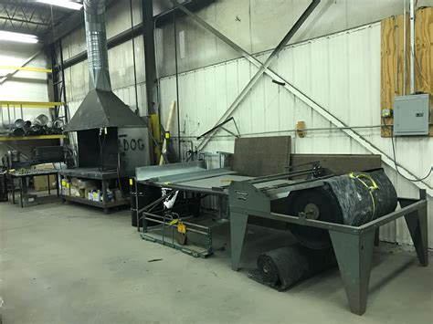 sheet metal fabrication equipment auction key auctioneers