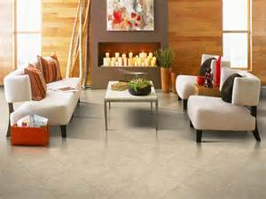 tile flooring ideas for family room with elegant interior