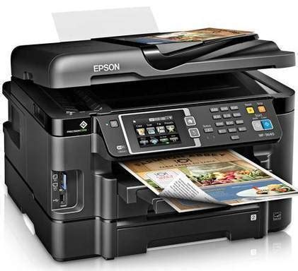 The way to check if printer is connected to computer or not. Epson Wf 3620 Software Download / Discover workforce wf ...