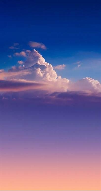 Aesthetic Wallpapers Clouds Purple Cloud