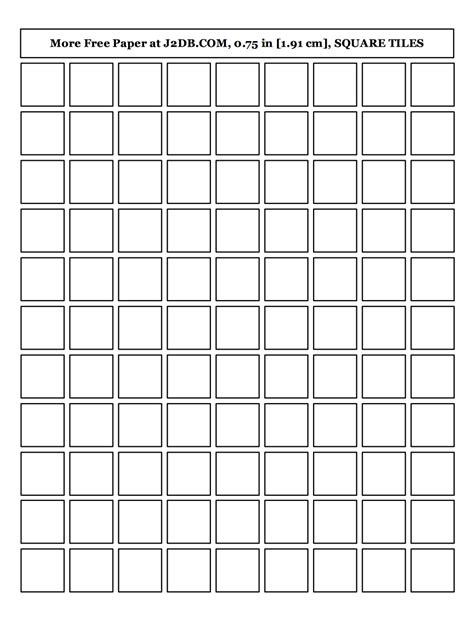 fang ge zhi paper square tiles empty grid paper