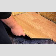 How To Install Engineered Clicklock Flooring  Flooring