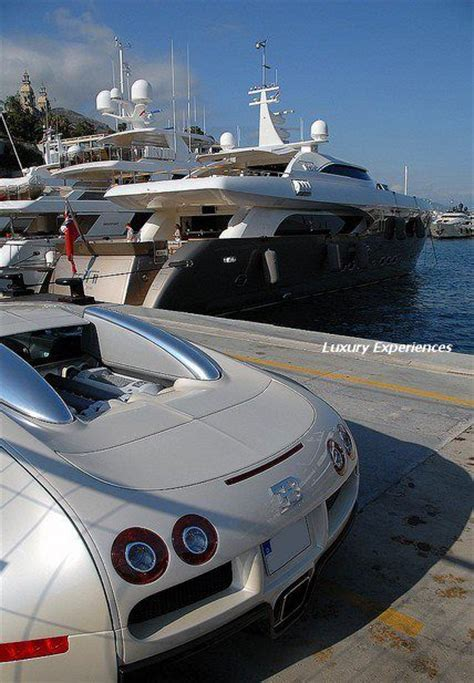 Bugatti Veyron & Yacht  Life Is Good  Yacht Life