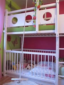 Hochbett Mit Babybett : hochbett mit babybett oli niki ~ Orissabook.com Haus und Dekorationen