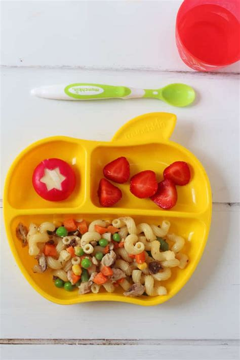 a week of lunch ideas for toddlers my fussy eater easy 882 | Seven Toddler Lunches Munchkin 006