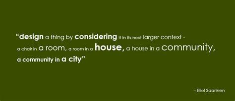 Design Philosophy Quotes Quotesgram
