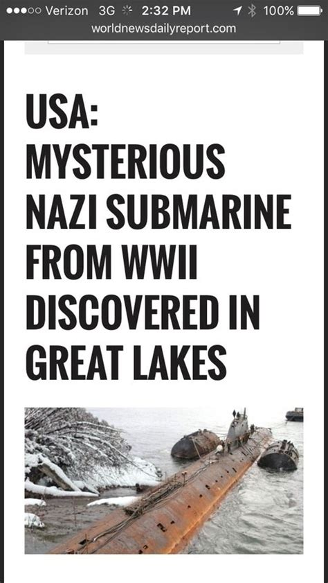 German U Boat Found Great Lakes by Did Any German U Boats Make It Into The Great Lakes