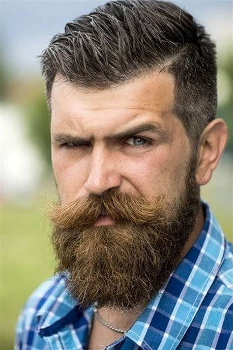 Best Men Short Beard And Mustache Style 24 Fashion Best