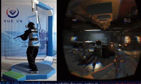 VUE 360-Degree VR Treadmill for Oculus Rift, HTC Vive