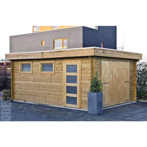 a frame cabin plans free flat roof log cabin garage 45mm