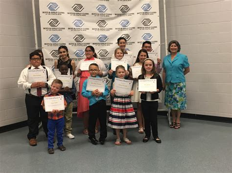 flour bluff isd annual students character banquet shines