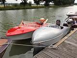 Vintage Aluminum Speed Boats For Sale