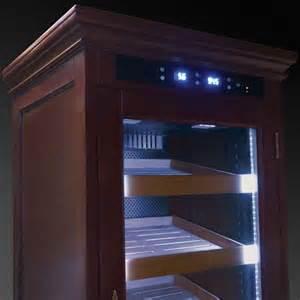 redford electronic cabinet cigar humidor cheap humidors