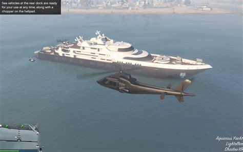 Yacht Gta Online by Gta Online Yacht Kaufen So Bekommt Ihr Ein Luxusboot Giga