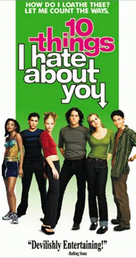 10 Things I Hate About You (1999)  Imdb