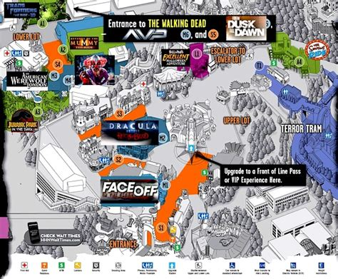 Universal Halloween Horror Nights 2014 Theme by Halloween News Full Maze Line Ups Now Announced For More