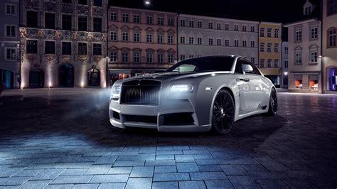 Spofec Rolls Royce Wraith Wallpaper