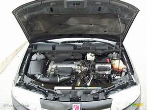 2004 Saturn Ion 3 Sedan 2 2 Liter Dohc 16 Valve 4 Cylinder Engine Photo  58407953