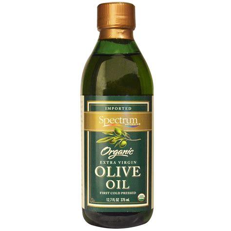 Spectrum Naturals, Organic Extra Virgin Olive Oil, 12.7 fl
