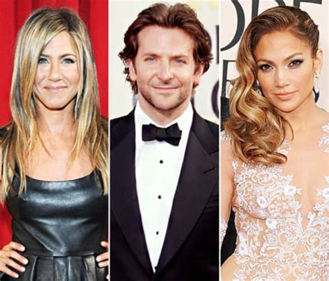 Bradley Cooper Reunites With Exes Jennifer Aniston ...