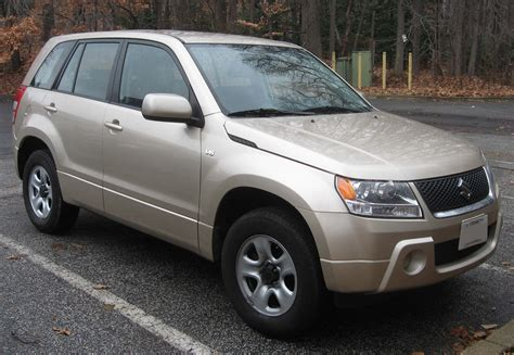 Suzuki Grand Vitara Picture by 2007 Suzuki Grand Vitara Ii Pictures Information And