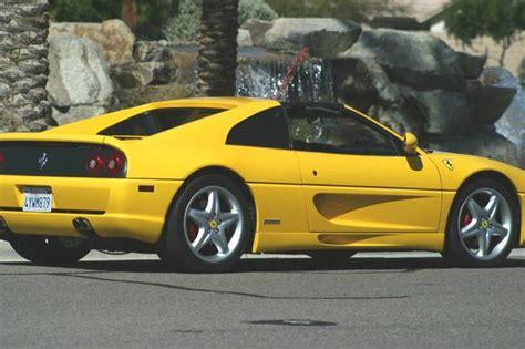 A true one owner 1997 ferrari f355 spider. exotisgonewild 1997 Ferrari F355 Specs, Photos, Modification Info at CarDomain