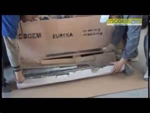 Escalier Modulable Sogem by Escalier Eureka 1 4 Tournant Montage 1 4 Tournant
