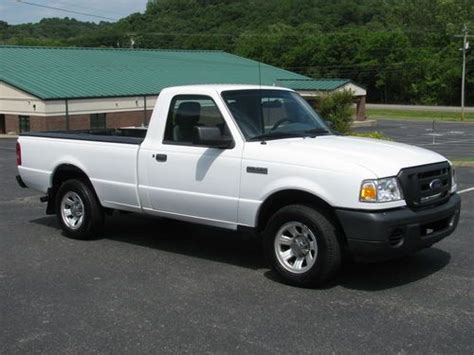 buy used 2010 ford ranger xl standard cab 2 door 4 0l runs great a great price in