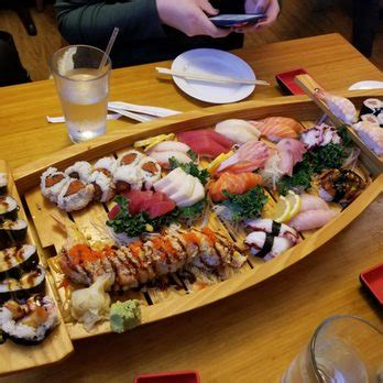 Sushi Boat Atlanta by Sushi Bar Yu Ka 137 Photos 193 Reviews Sushi 3330